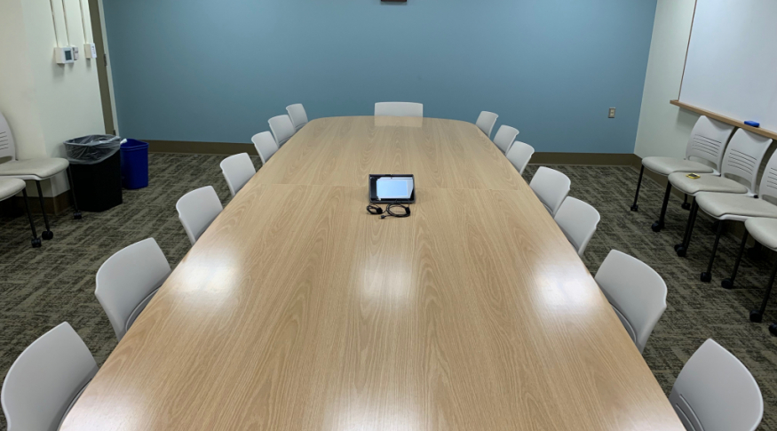Horton 110 Conference Room Photo