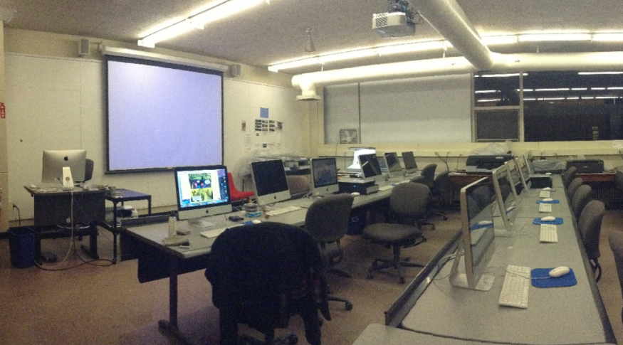 PCAC A202 Classroom Photo