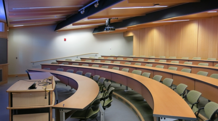 DeMeritt 240 Room Photo