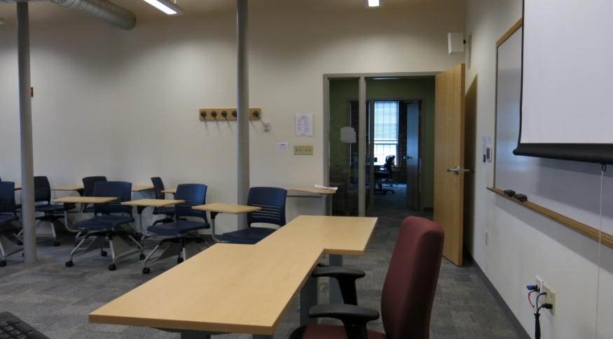 UNH Manchester 502 Room Photo
