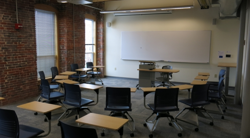 UNH Manchester 307 Room Photo