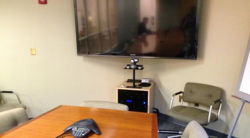 Strafford Room - LCD Screen