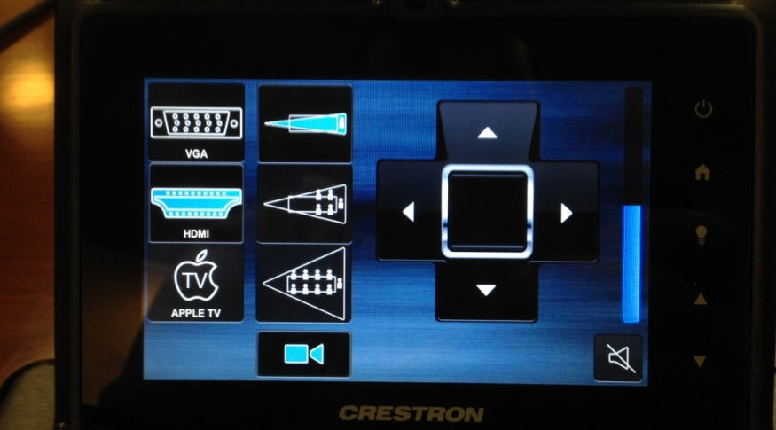 Strafford Room - Touch Screen