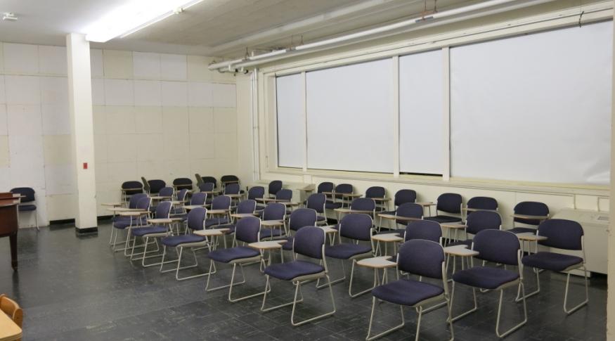 PCAC M128 Room Photo