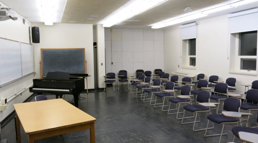 PCAC M220 Room Photo