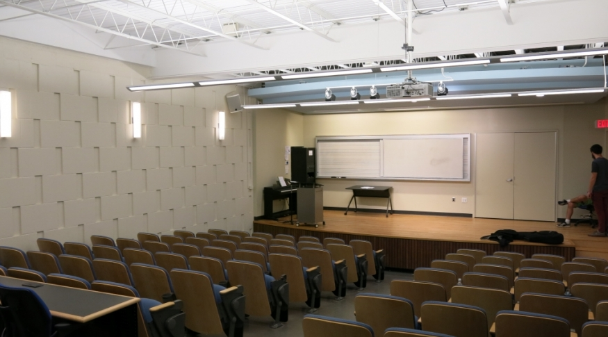 Paul Creative Arts Center M223 Room Photo