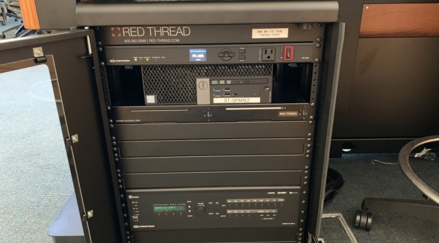 Paul College 135 Instructor Computers