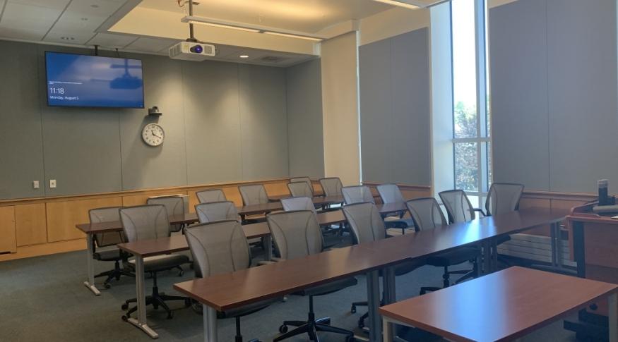 Paul College 205 Room Photo