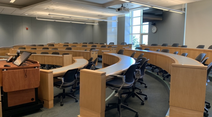 Paul College Lecture Hall 225
