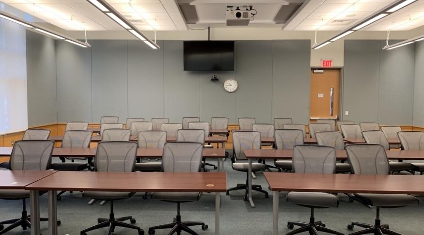 Paul College G25 Room Photo