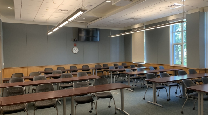 Paul College G59 Room Photo