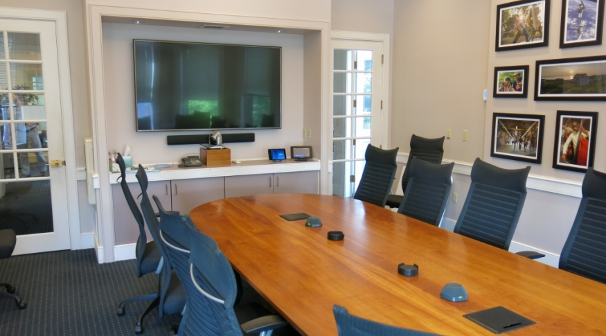 Thompson Hall 203C Conference Room Photo