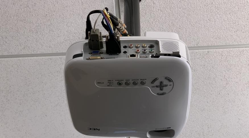 DeMeritt 301 Projector
