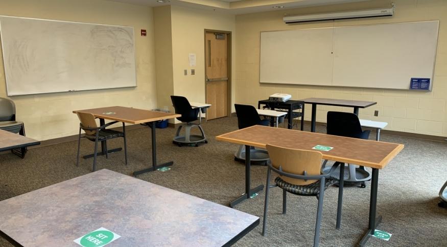 Haaland Hall SERC-C 101 Room Photo