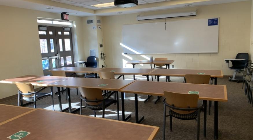 Haaland Hall SERC-C 105 Room Photo