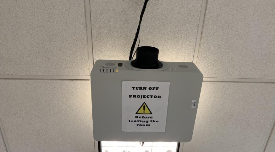 Hewitt 131 Projector