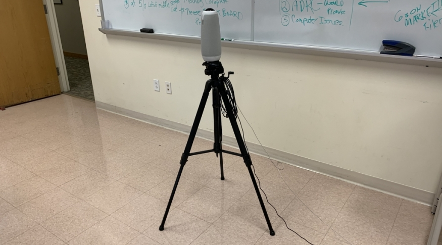 Hewitt 139 Classroom Photo