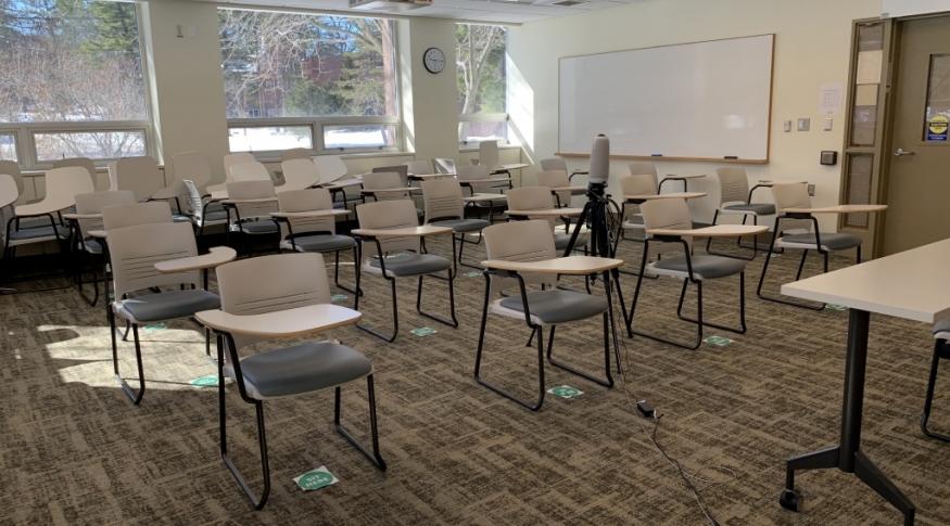 Horton 115 Classroom Photo