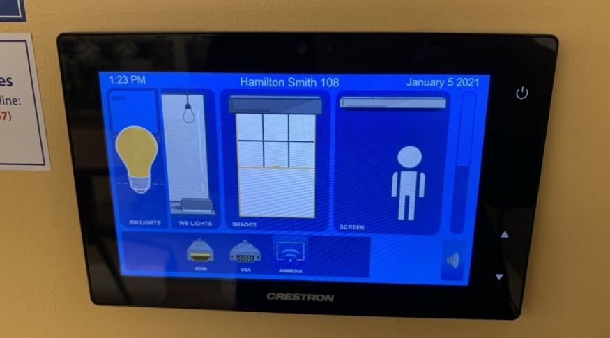 Hamilton Smith 108 Room Photo