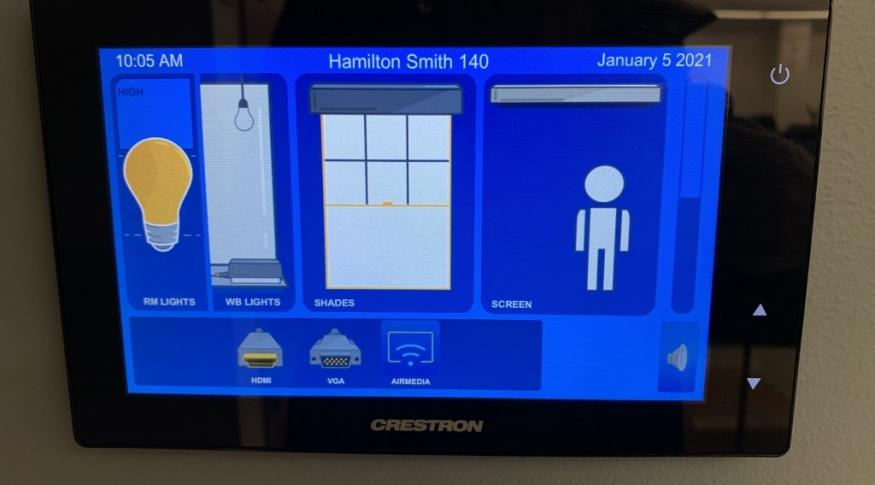 Hamilton Smith 140 Room Photo
