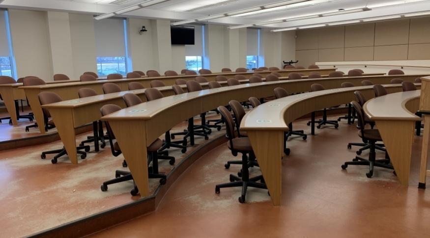 James G46 Classroom Photo