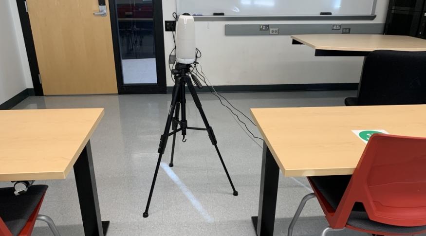 Kingsbury N242 Classroom Photo