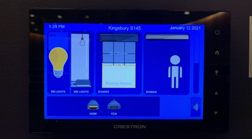Kingsbury S145 Room Photo