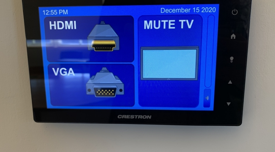 Pettee 205 Touch Screen