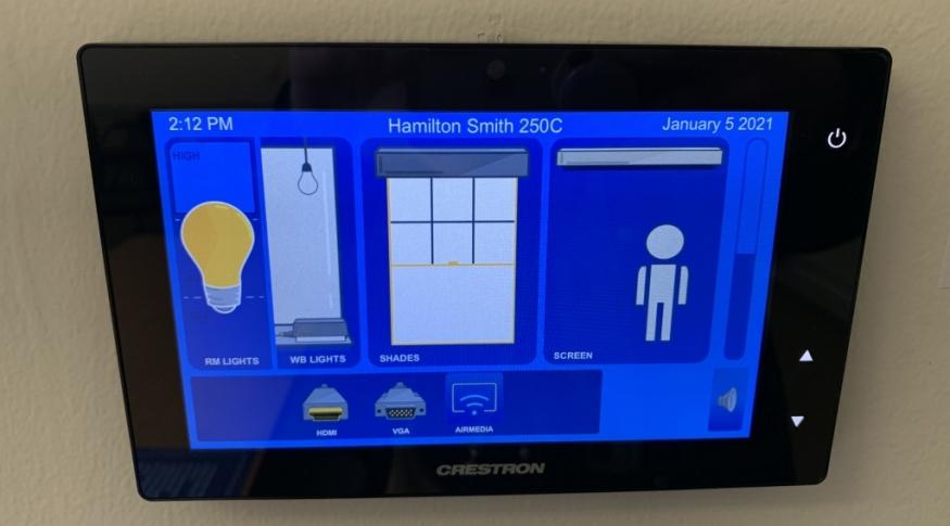 Hamilton Smith 250C Room Photo