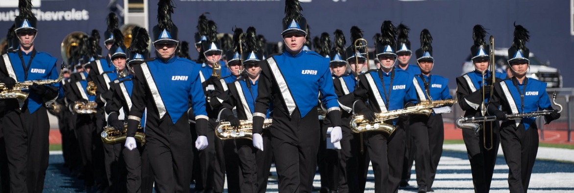 UNH Marching Band