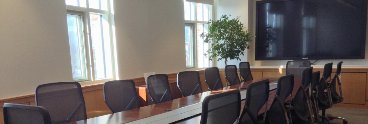 Technology Enhanced Conference Room