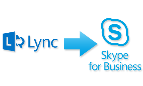 Lync is now Skype for Business | Information Technology