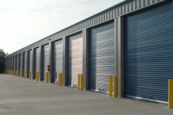 Outdoor storage facility
