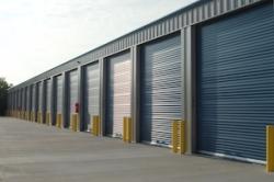 Outdoor storage facility