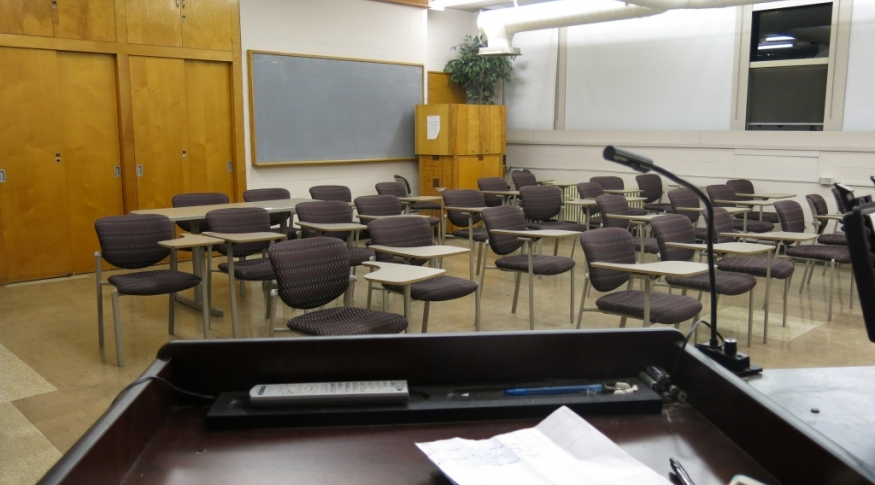 PCAC A204 Room Photo
