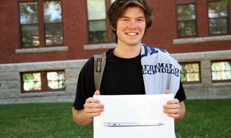 Macbook Air Winner