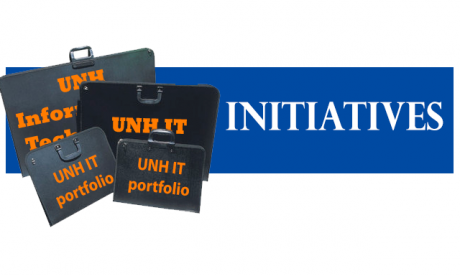 UNH IT Initiatives Website