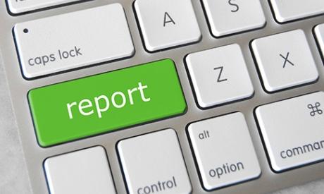 Web Intelligence Reports