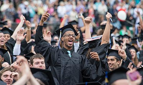 UNH Graduating Students