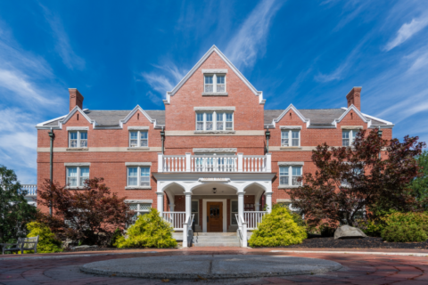 Smith Hall home of Psychological and Counseling Services (PACS)