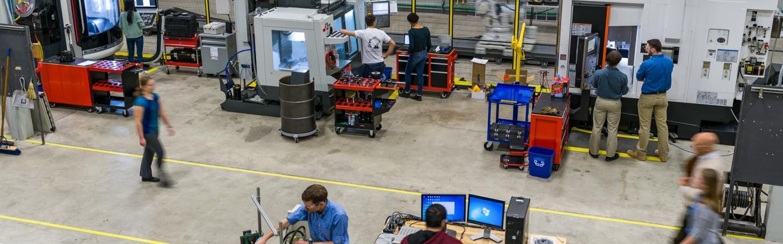 John Olson Advanced Manufacturing Center