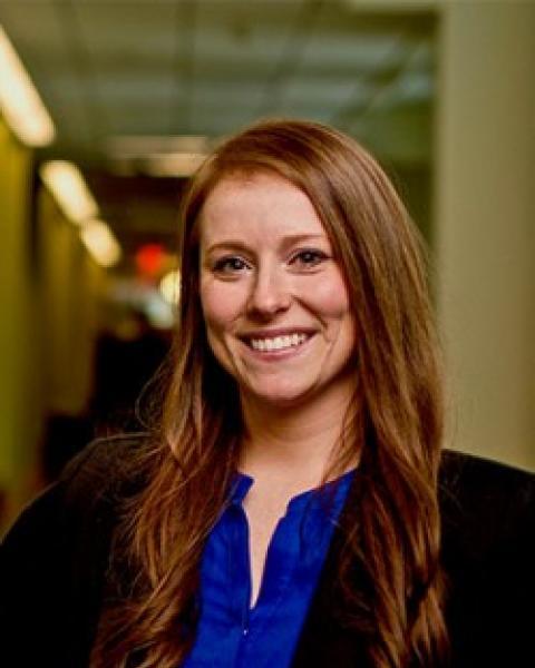 Photo of Jennifer Griffith, PhD