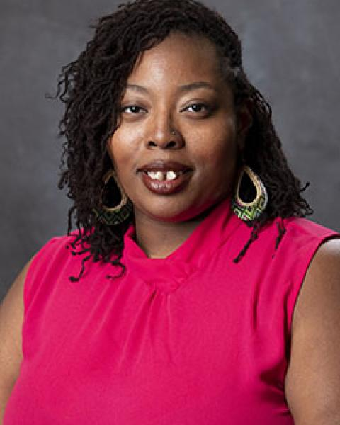 Headshot of Wanda Swan, a Prevention Innovations Research Center Faculty Fellow.