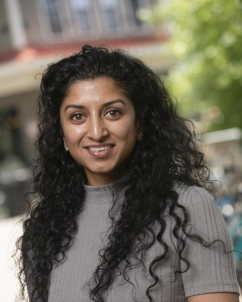 Photo of Meera Seshadri, MSPH