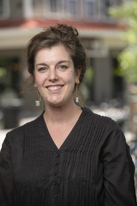 Photo of Kate Rohdenburg, M.S.