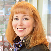 ​​​​​​​Laura Nickerson, K12 Engagement Fellow