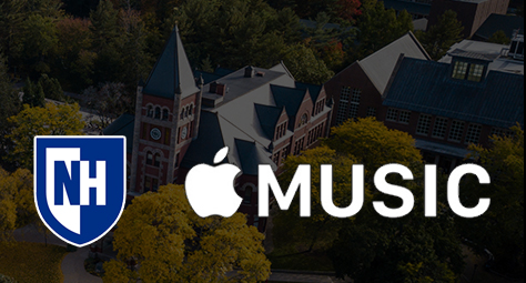 Apple Music and UNH