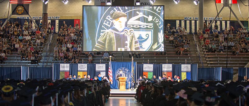 UNH Honors Convocation