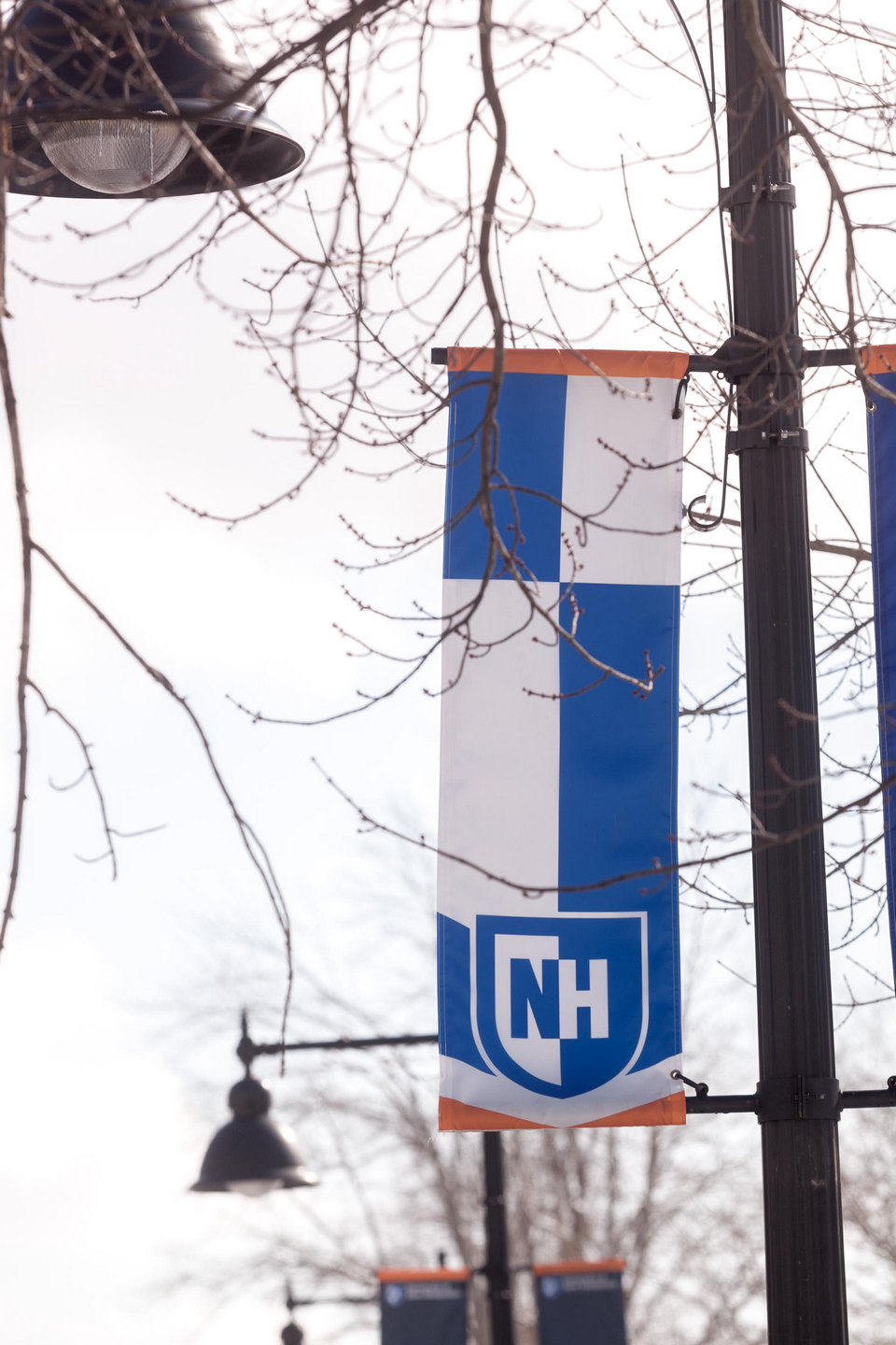 Image of UNH banner