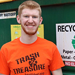 James Wichert Media Specialist for Trash 2 Treasure
